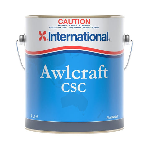 International Paint Awlcraft CSC Antifouling