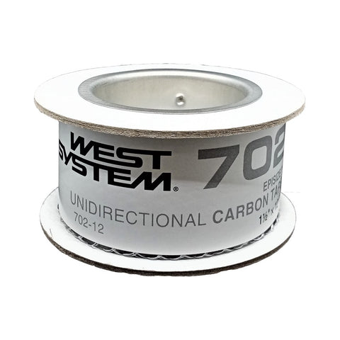 West System 702-12 Episize Unidirectional Carbon Tape