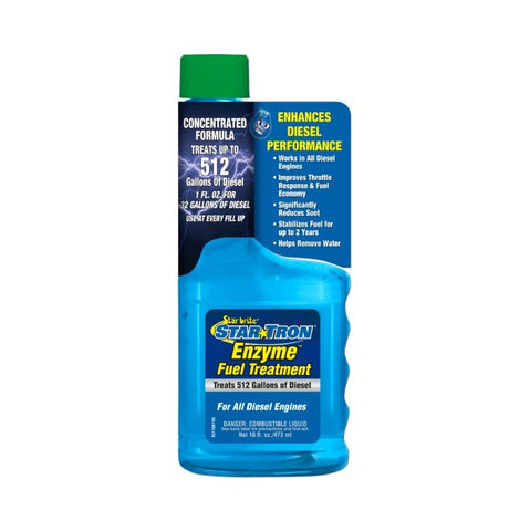 Star brite Star Tron Enzyme Fuel Treatment - Super Concentrated Diesel Formula