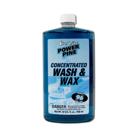 Star brite Power Pine Wash & Wax