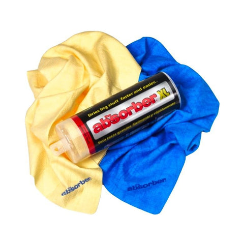 Absorber XL High-Performance Synthetic Chamois