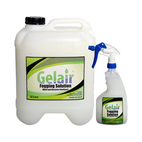 Gelair Tea Tree Oil Fogging Solution