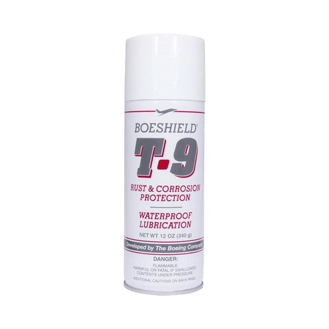 Boeshield T-9 Rust & Corrosion Protection Waterproof Lubrication - Aerosol Can