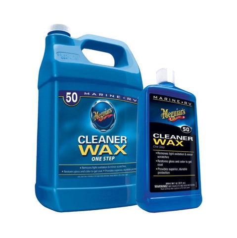 Meguiar's 50 One Step Cleaner / Wax
