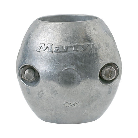 Martyr Streamlined Shaft Anode - Zinc, Metric