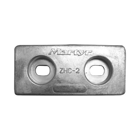 Martyr ZHC-2 Bolt-on Hull Anode - Zinc