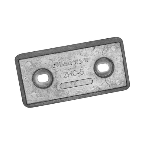 Martyr ZHC-5 Bolt-on Hull Anode - Zinc