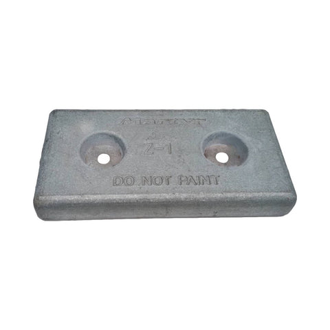 Martyr CMZ01BS Bolt-on Hull Anode - Zinc