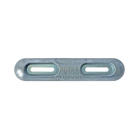 Martyr CMZD77EURO Bolt-on Hull Anode - Zinc
