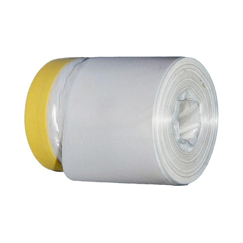 3M Pre-taped Plastic Drop Cloth