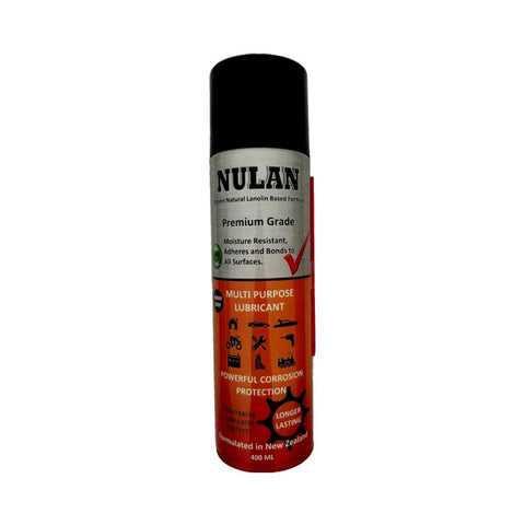 Nulan Lanolin Multi Purpose Lubricant