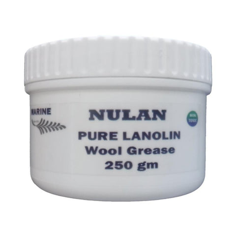 Nulan Lanolin Wool Grease
