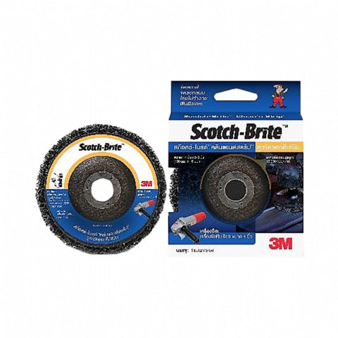 3M Scotch-Brite Clean'n Strip Black