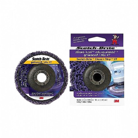 3M Scotch-Brite Clean'n Strip XT Purple