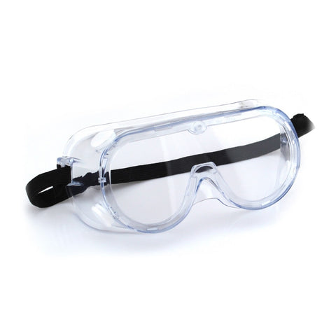 3M Clear Lens Safety Goggles