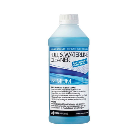 Crystilium Premium Grade Boat Wash Premium Grade Hull and Waterline Cleaner