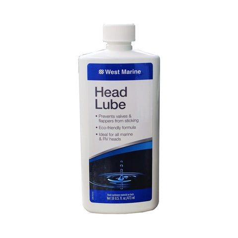 West Marine Head Lube / Toilet Lube