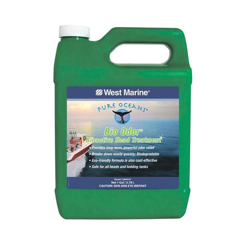 West Marine Bio Odor Bioactive Head Treatment