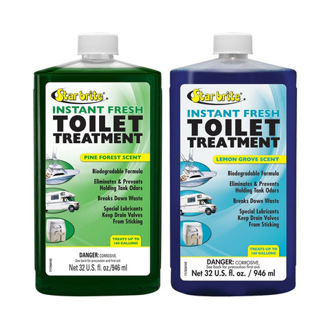Star brite Instant Fresh Toilet Treatment