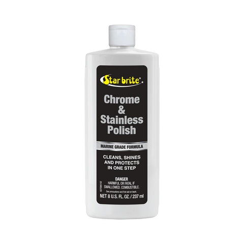 Star brite Chrome & Stainless Steel Polish