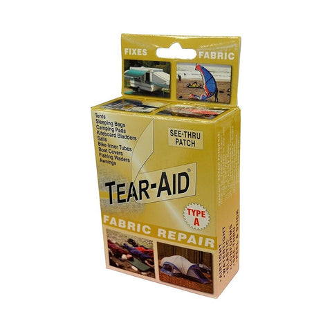 TEARepair Tear-Aid Type A Fabric Repair Patch Kit