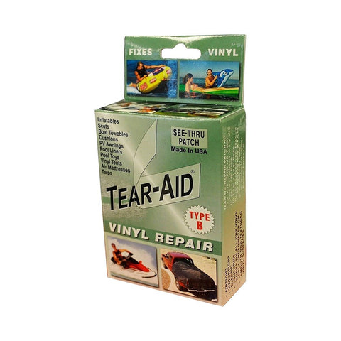TEARepair Tear-Aid Type B Vinyl Repair Patch Kit