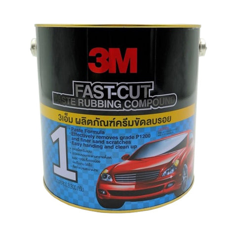 3M Fast-Cut Paste Rubbing Compound
