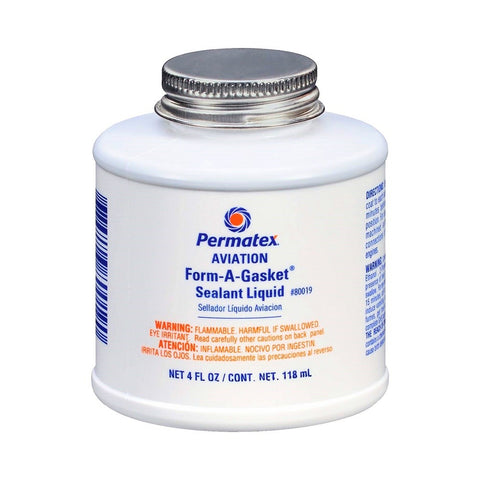 Permatex Aviation Form-A-Gasket No 3 Sealant Liquid