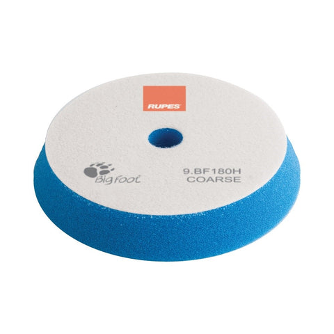 Rupes 150 mm / 180 mm Velcro Backing Polishing Foam Pad - Coarse