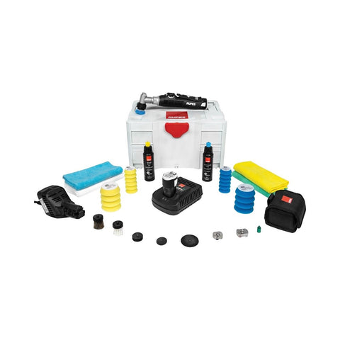 Rupes BigFoot iBrid Nano Multi-Action Polisher BLX Kit