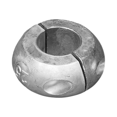 Tecnoseal Naca Profile Shaft Collar Anode - Zinc
