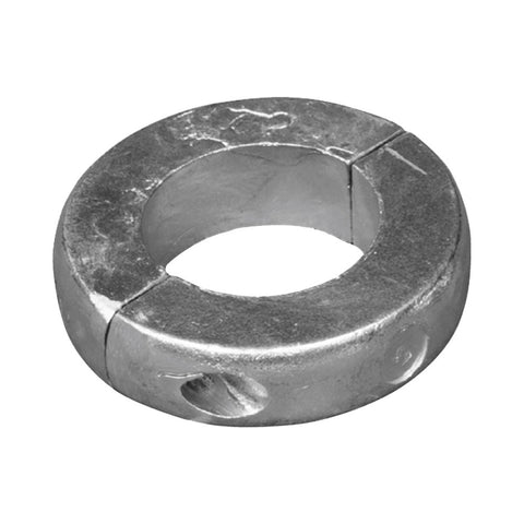 Tecnoseal Slim Type Shaft Collar Anode - Zinc