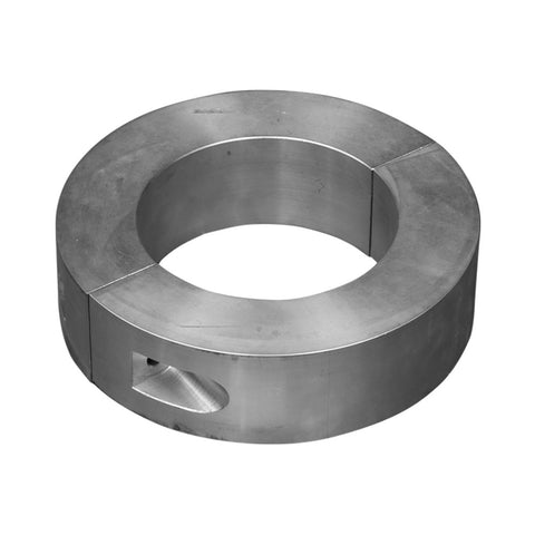 Tecnoseal Large Size Shaft Collar Anode - Zinc