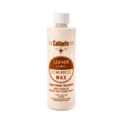 Collinite Leather and Vinyl Wax Conditioning Treatment