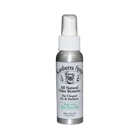 Kanberra Tea Tree Oil All Natural Odor Remover Spray