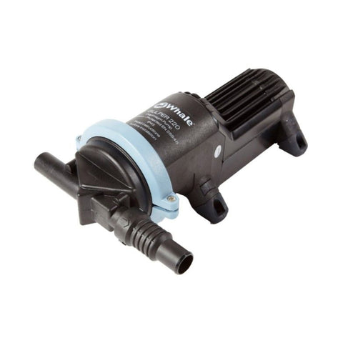 Whale Gulper 220 Grey Waste Pump