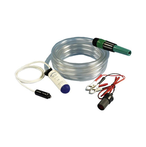 Whale Self Venting Portable Submersible Pump Kit