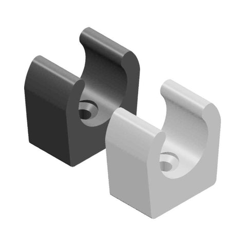 Whale Quick Connect 15 mm Tubing Mounting Clip (Pack of 10)