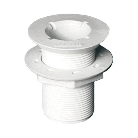 Forespar 250 Series Full Threaded / Flush Head Thru-Hull Connectors
