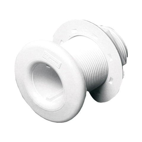 Forespar 251 Series Full Threaded / Mushroom Head Thru-Hull Connectors
