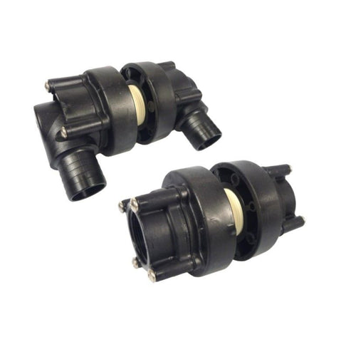 Forespar Watertight Bulkhead Fittings