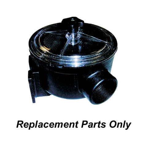 Forespar Water Strainer Replacement Parts