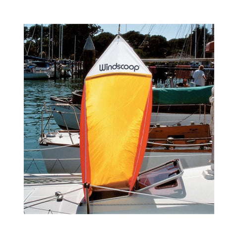 Davis Ventilating Sail Windscoop