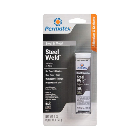 Permatex Steel Weld Epoxy Stick