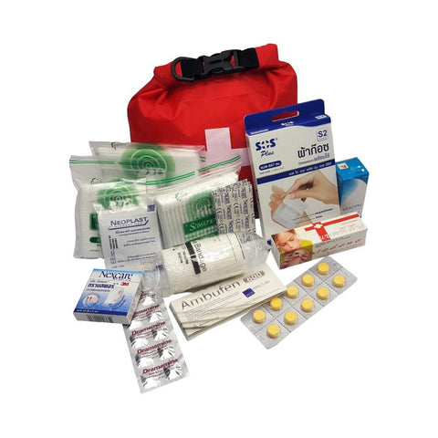 EMA Waterproof Easy First Aid Kit