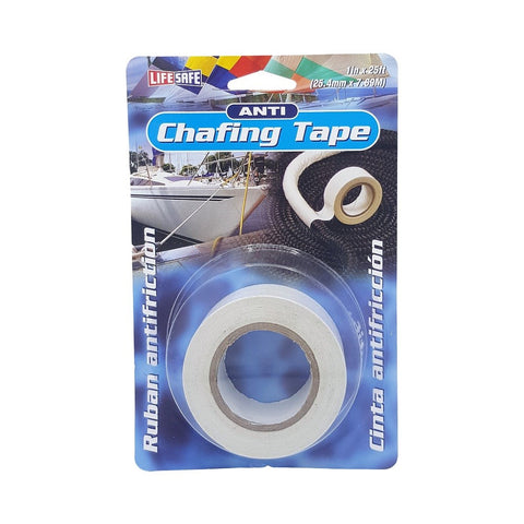 Life Safe Vinyl Coated Anti Chafing Tape