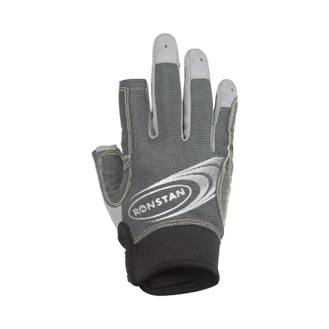 Ronstan Sticky Race Glove - Three Full Finger