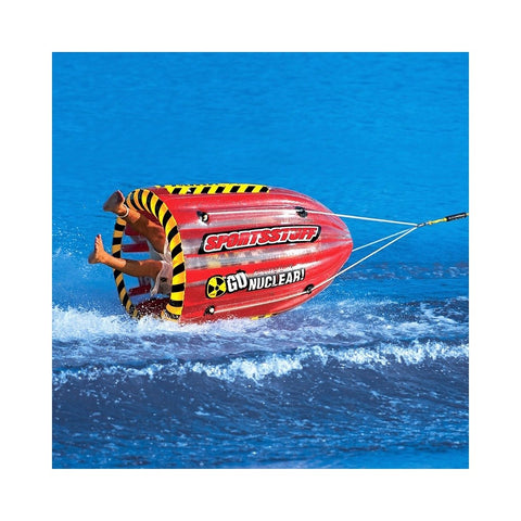 Sportsstuff Gyro Inflatable 1-Rider Towable
