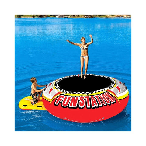 Sportsstuff Funstation Bouncer 12' Inflatable Trampoline