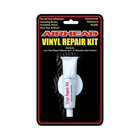 Airhead Adhesive & Patches Vinyl Repair Kit